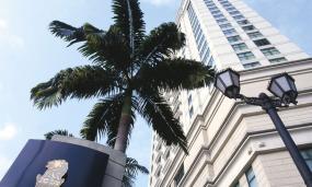 The Ritz-Carlton, Kuala Lumpur is the
