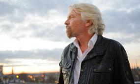 Sir Richard Branson Is At It Again With Plans to Take Over the High Seas, Virgin-Style