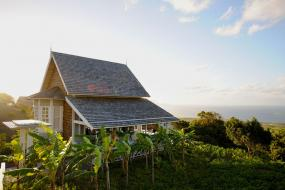 Relish in Sustainable Luxury & 400 Acres of Organic Farmland on Kittitian Hill in St. Kitts