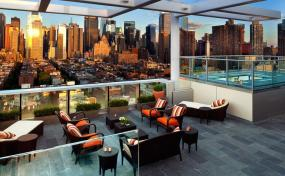 Ink48 Introduces New Heaven Over Hell Penthouse Suite With 2,200-Sq.-Ft. Terrace