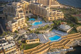 Malta's Corinthia St. George�s Bay Hotel Offers a Historic Experience With Modern Flare