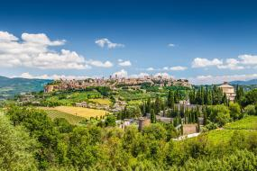 A Wine Lover's Sojourn: 3 Umbria Wineries & Their Hotels to Discover in Italy