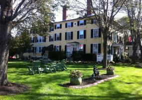 Boating, Lobstering & President George H.W. Bush With Maine's Lord Captain Mansion