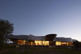Chile�s New Hotel Viña Vik Sets Up Residence in One of South America's Up-and-Coming Wine Regions