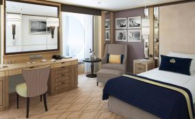 Queen Mary 2 Prepares for a Regal Facelift in 2016 & New Voyages