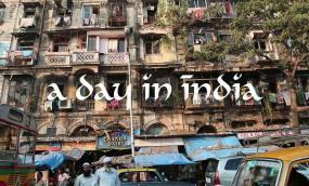 <i>A Day in India</i> Captures The Life, Culture & Fare of the South Asian Country in Under 4 Minutes