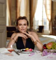 Diane Kruger Joins Martell House as Brand Ambassador, Seeks Out 300 Talented People to Honor