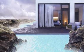 Iceland's Blue Lagoon Gets its First Luxury Hotel