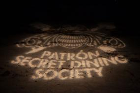 Inside Look: Patr�n Secret Dining Society Hosts Yet Another Ultra-Exclusive Event