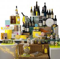 The Ultimate Selfridges Foodhall Hamper is Sure to Be a Mindy Kaling Favorite