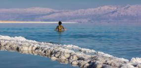 Going Down to the Lowest Place on Earth: Kempinski Ishtar Dead Sea Jordan