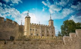 Need a Gift Idea? How About a Private Dinner in the Tower of London While Surrounded by 12,000 Diamonds?