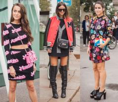 Street Style Shots: The 43 Best Looks From Fashion Month