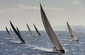 21 Nations Prepare for the Upcoming 2014 Rolex Swan Cup in Italy
