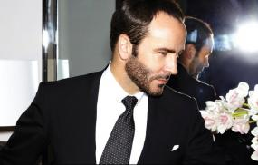 AmfAR Gala Honors Tom Ford and Celebs Celebrate by Wearing His NSFW Designs