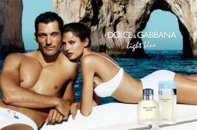 Catch a Sneak Peek of the New Dolce & Gabbana Light Blue Campaign