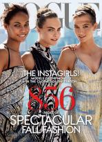 <i>Vogue</i> Video: The Biggest Names in Modeling Land the Coveted September Cover