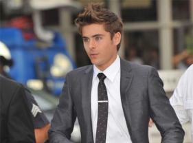Zac Efron Donates His Personal Wardrobe to Charity