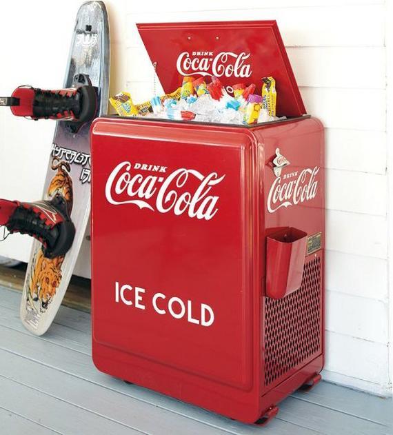 Coca Cola Retro Cooler
