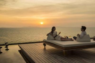 On The Path To Peace At InterContinental Samui, Thailand
