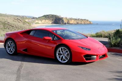 A Visit to the Terrific Terranea Resort Outside Los Angeles in the Lamborghini Huracan Coupe