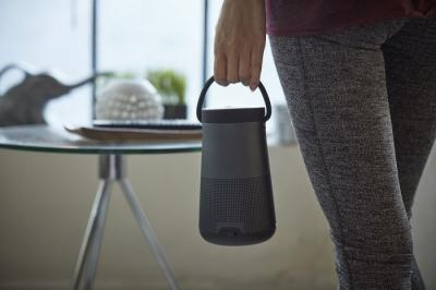Bose Soundlink Revolve + Bluetooth Speakers Redefine Mobile Audio with 360-Degree Sound