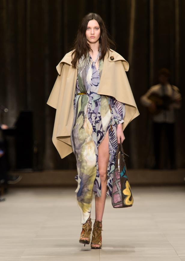 Burberry RTW Fall 2014 lfw
