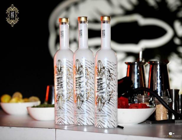Tigre Blanc, vodka