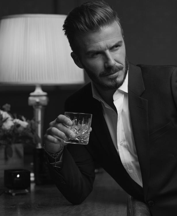 David Beckham and Simon Fuller Welcome Haig Club to US