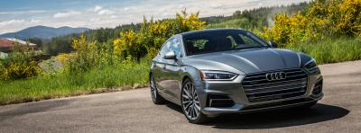The 2018 Audi A5 Sportback: A Stunning $60,000 Luxury Car For Only $42,000