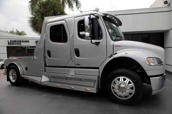 2008 Freightliner Sportchassis P2 For Sale In Miami Beach Fl
