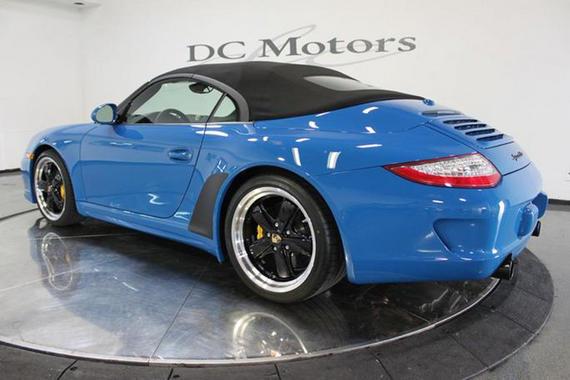 2011 Porsche Speedster For Sale In Anaheim Hills Ca