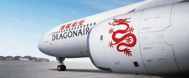 dragonair flight
