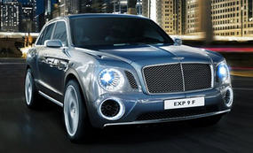 Bentley Motors Andrea Baker