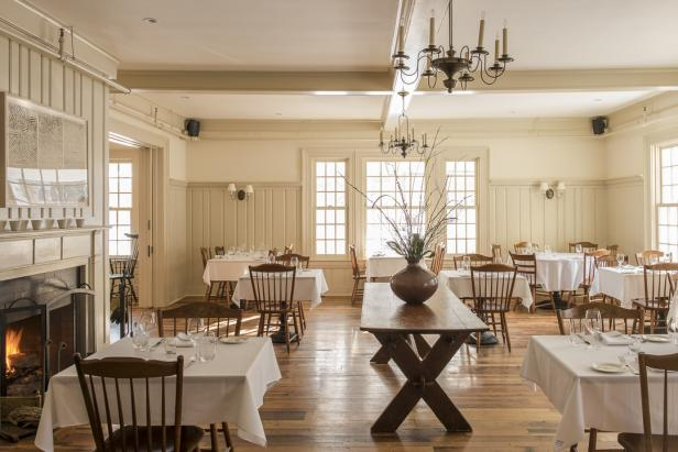 White Hart Inn, food, cooking, Salisbury, Connecticut