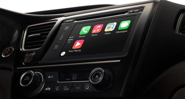 Apple iOS CarPlay