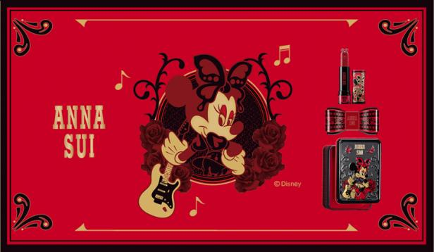 Anna Sui Asos minnie mouse