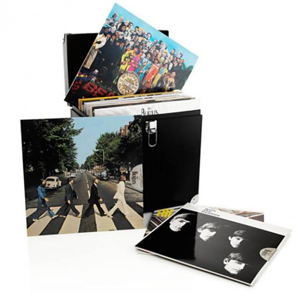 Bloomingdale's Beatles Silk Pocket squares Set