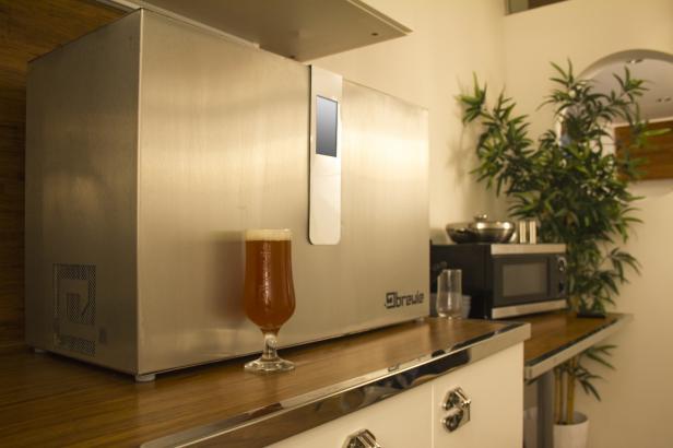 brewie, home brewery