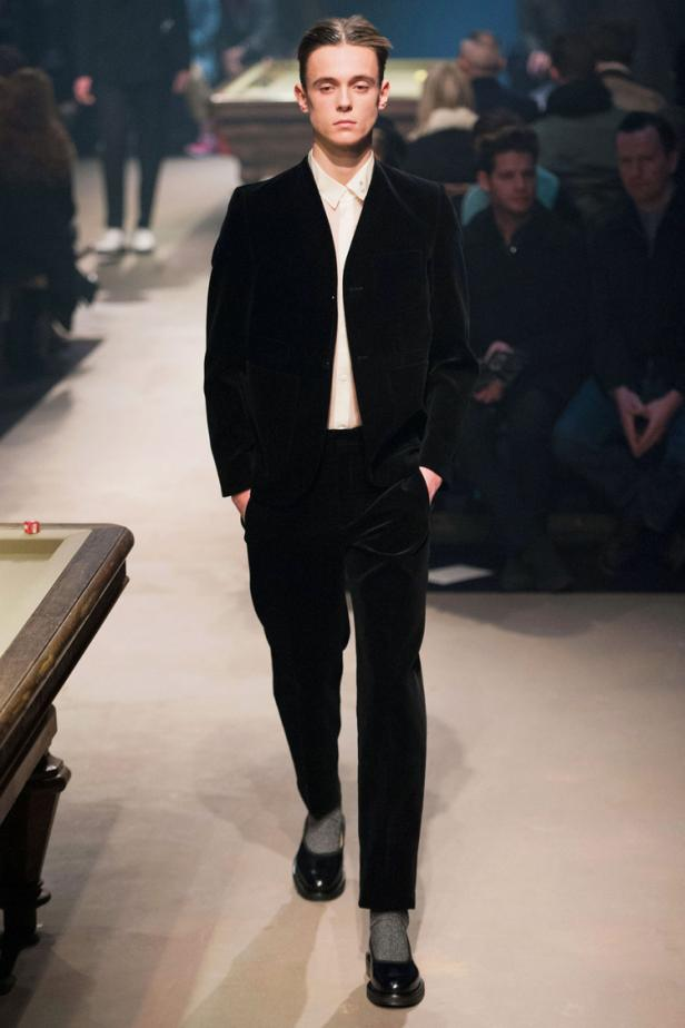 Carven Men's Fall 2014
