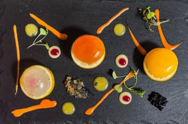 Caviar & Bull Restaurant, malta, malta restaurants