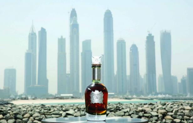 Chivas Regal, The Icon, Burj Khalifa