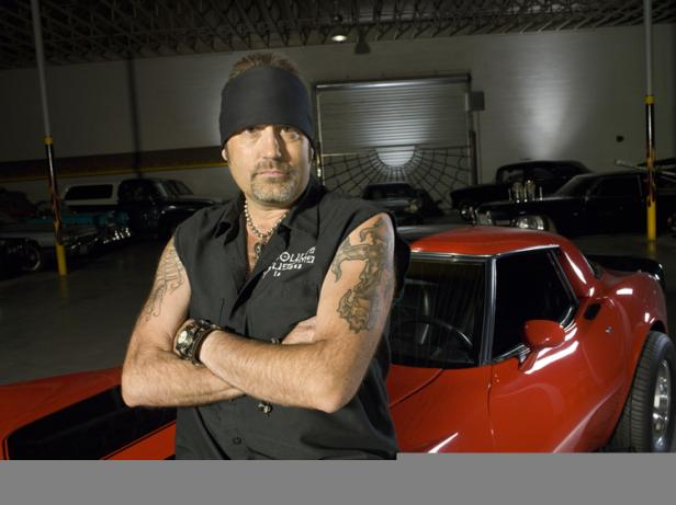 danny koker counting cars