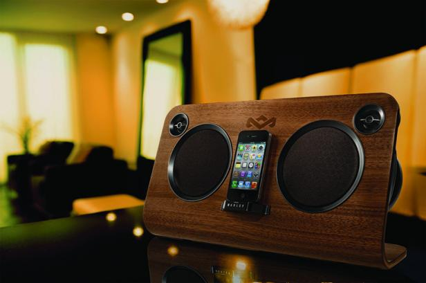 house of marley docking system