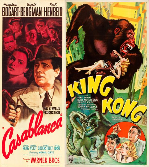 vintage movie poster auction
