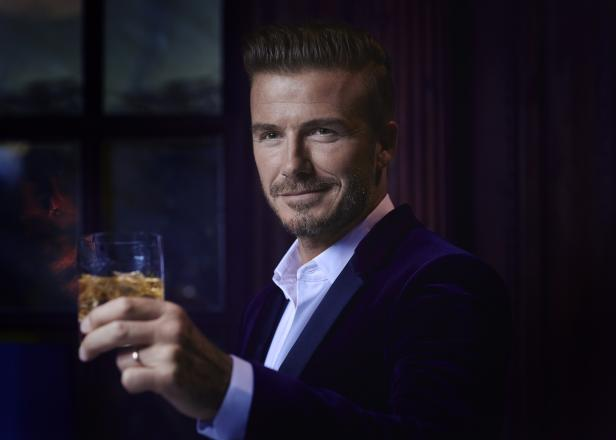 haig club, david beckham, single-grain scotch whisky