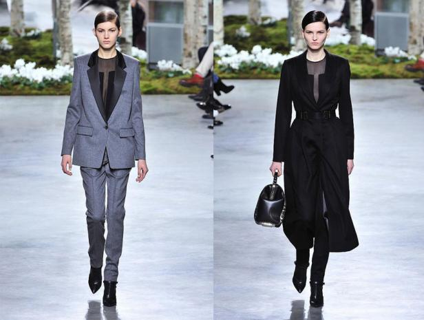 Hugo Boss RTW Fall 2014 nyfw