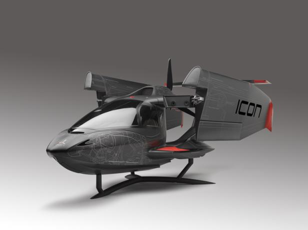 ICON Aircraft Announces $60M Investment Capital for Production