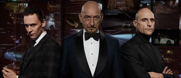 jaguar super bowl commercial Ben Kingsley, Tom Hiddleston, Mark