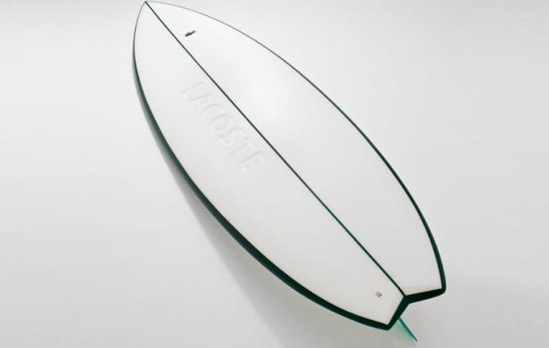 LACOSTE LAB surfboard